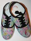 2015 Hasbro My Little Pony Girls Youth Canvas Sneakers Shoes Size 7 Medium