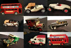 VINTAGE MATCHBOX MODELS OF YESTERYEAR 9 CARS