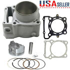 Cylinder Piston Ring Head Gasket for Kawasaki KLX300 KLX300R KLX250 KLX250S 78mm