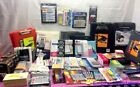 Large Office Lot Pens Paper Clip Boards Sharpies Planners Calculators Rulers ++