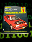 Haynes Repair Manuals Mazda 323 & Protege, 90-00