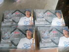 2017 Topps Clearly Authentic 4 box HOBBY lot - 4 factory sealed box from case