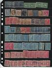 United States w Revenues Etc Stamp Collection Mixed Condition