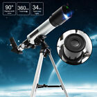 50mm Professional Refractive Portable Astronomical Telescope  Tripod Eyepiece