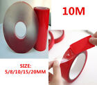 10M Double Sided Adhesive Tape High Strength Acrylic Gel Transparent Car Fix