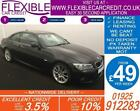 2011 BMW 320D 20 M SPORT COUPE GOOD BAD CREDIT CAR FINANCE FROM 49 P WK