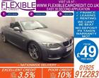 2011 BMW 320D 20 M SPORT CONVERTIBLE GOOD BAD CREDIT CAR FINANCE AVAILABLE