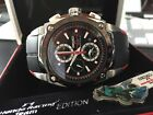 Seiko Sportura Honda Racing Team F1 SNA749 Chronograph Alarm Watch