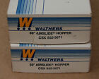 TWO WALTHERS 50 AIRSLIDE HOPPER CSX KITS OO GAUGE NEW  UNBUILT