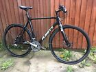 planet X XLS cyclocross full carbon frame bike