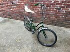 Schwinn Stingray Fair Lady - CG 1971 - Original - Banana Seat - Unrestored