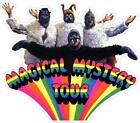 The Beatles Magical Mystery Tour bumper window sticker stickersoutdoor durable
