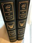 Signed 1978 The Memoirs of Richard Nixon Published by Easton Press