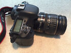 Canon EOS 7D with 28 135mm Zoom lens