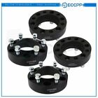 4 Pc 15 Thick Black Hub Centric Wheel Spacers 1990 2017 For Toyota 4Runner