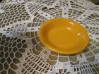 Fiesta Ware Retired MARIGOLD Yellow  Fruit Bowl Small Dish NEW Factory 1st