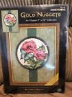 NIP Dimensions GOLD NUGGETS Butterfly Beauty COUNTED CROSS STITCH 35149