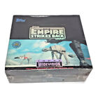 1995 Topps Star Wars EMPIRE STRIKES BACK WIDEVISION Sealed Card Box ESB Insert