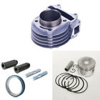50mm Big Bore Cylinder Rebuild Kit Chinese Scooter ATV 139QMB GY6 50cc to 100cc