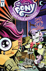 MY LITTLE PONY PONYVILLE MYSTERIES #1 1:10 INCENTIVE VARIANT COVER