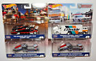HOT WHEELS 2018 CAR CULTURE TEAM TRANSPORT CASE A 4 PC SEALED CASE PRE ORDER