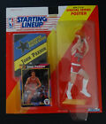 1992 Starting Lineup John Paxson Chicago Bulls Kenner Basketball Figure