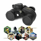 Outdor Military Waterproof Night Vision Binoculars with Compass Range Finder