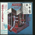 Accept ‎– Metal Heart ,Japan 2009 Mini LP cd  ,EICP 1253 , UDO