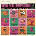 PAUL LAVALLE/PAUL LAVALLE & THE BAND OF AMERICA - MOTION PICTURE THEMES ON THE M