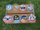 Nasa Space Shuttle Mission Patch Collection