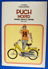 Original Vintage Puch Moped Owner Service Repair Manual 1976 1977 Clymer NICE