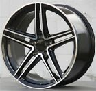 Set4 18x85 18x95 Wheels  Tires PKG Benz C Class E Class 280 300 350 400 63