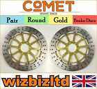 Pair of Front Brake Discs Bimota SB8K Santamonica (Suzuki Engine) (996) R929GD2