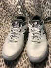 New Balance Mens 409v3 Train Athletic Sneakers Size 115 D White Grey MX409WG3