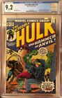 The Incredible Hulk #182 CGC 9.2 2nd Appearance of Wolverine