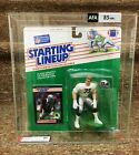 Starting Lineup Kenner 1989 Howie Long NIB Graded AFA 85 NM+ Sealed