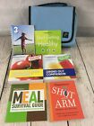 Weight Watchers Kit 2008 Dining Out Food Companion Shot In The Arm Books DVD