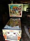 Gottlieb Mustang Pinball Machine Project with 1977 great working condition