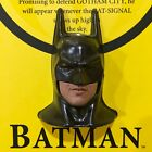 Hot toys Hottoys 1 6 parts  DX09 BATMAN 1989 MICHAEL KEATON  FACE NORMAL