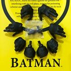 Hot toys Hottoys 1 6 parts  DX09 BATMAN 1989 MICHAEL KEATON  HANDS + PEGS
