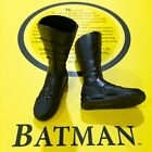 Hot toys Hottoys 1 6 parts  DX09 BATMAN 1989 MICHAEL KEATON  BOOTS + PEGS