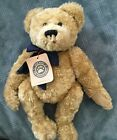 13 Inch Boyds Bear Plush Jointed Humpback The Artisan Series 1990-95 # 1364 NWT
