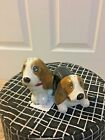Pioneer Woman Winter Charlie Walter Basset Hound Dogs Salt Pepper Shakers