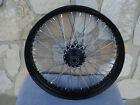 21X35 60 SPOKE BLACK FRONT WHEEL HARLEY 2000 07 TOURING BAGGER FXST DYNA WG