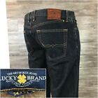 LUCKY BRAND JEANS 361 VINTAGE STRAIGHT MENS JEANS SIZE 34X34 Actual 34x30