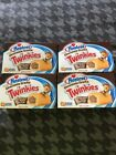 (4) 2012 unopened Hostess Twinkies Cakes original recipe chocolate creme RARE