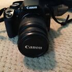 Canon EOS Digital Rebel XTi 101MP SLR Camera inc 18 55mm lens 2GB Memory Card
