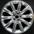 Lincoln MKT Polished 20 inch OEM Wheel 2010 AE9Z1007A