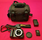 Mint Nikon D3000 102MP DSLR Camera Body Only Just 4878 Shutter Count