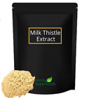 MILK THISTLE SEED POWDER | 1 LB - 16 OZ | Free Priority Mail Shipping